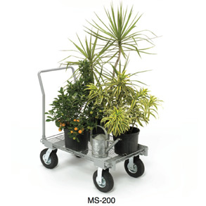 chariot horticulture ms200 p